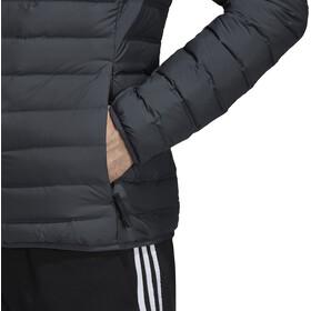 adidas TERREX Varilite Soft Chaqueta de plumas con capucha Hombre, carbon